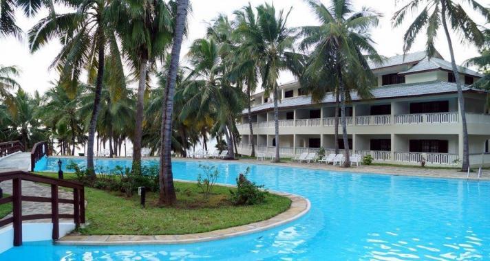 Flamingo Beach Hotel Kenia